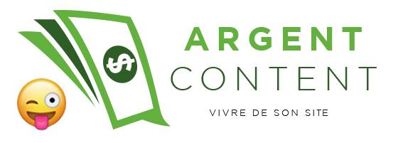 Argent Content 🙂