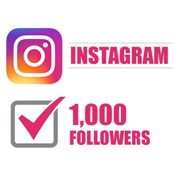 comment avoir 1000 abonnes instagram