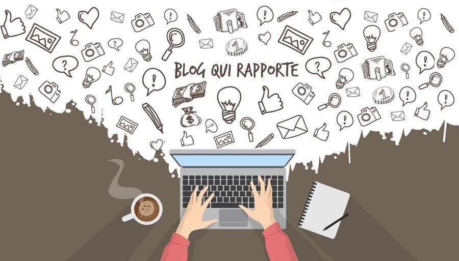 blog qui rapporte