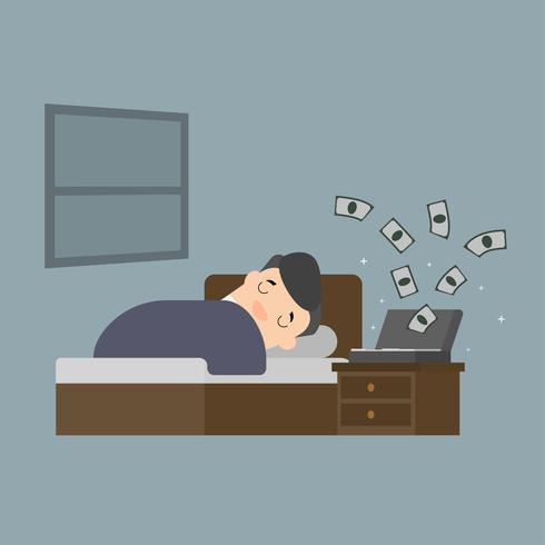comment gagner de l argent en dormant
