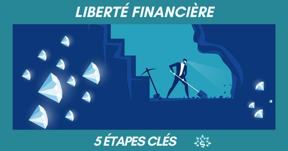 obtenir liberte financiere