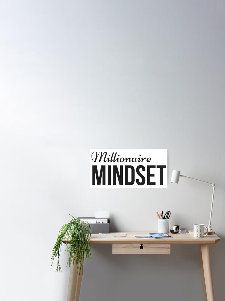 mindset millionnaire