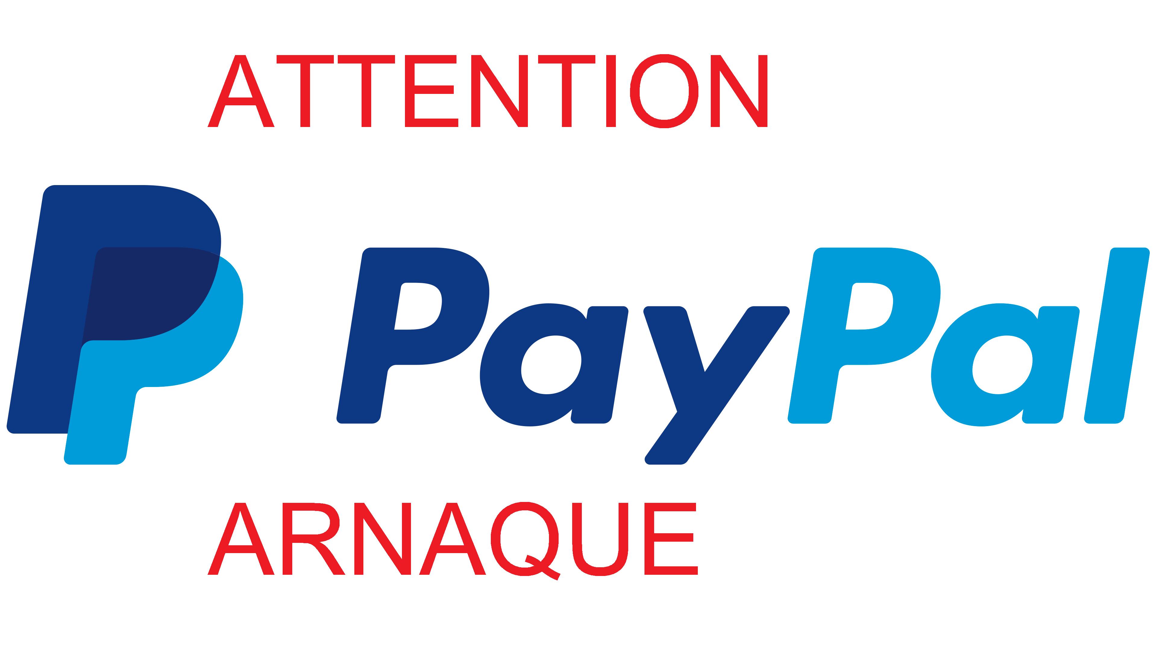 paypal arnaque